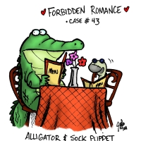 Forbidden Romance, the illustrated series