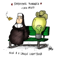 Forbidden Romance 2, the illustrated series