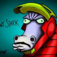 Iron Horse Man
