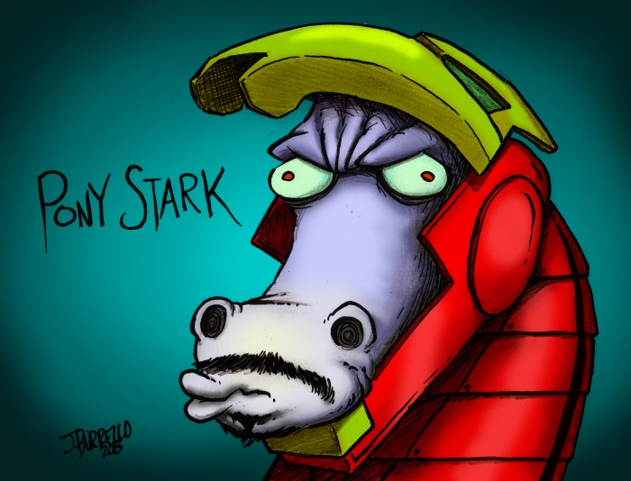 pony stark-2