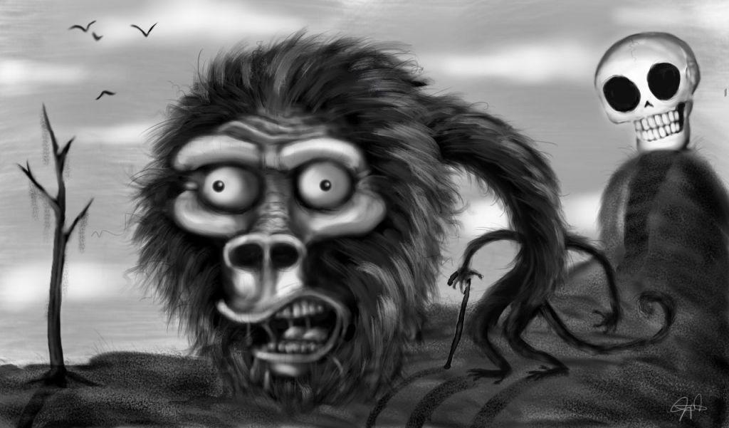 Monkey Shaman, 2013.
