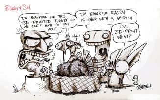 bat thanksgiving