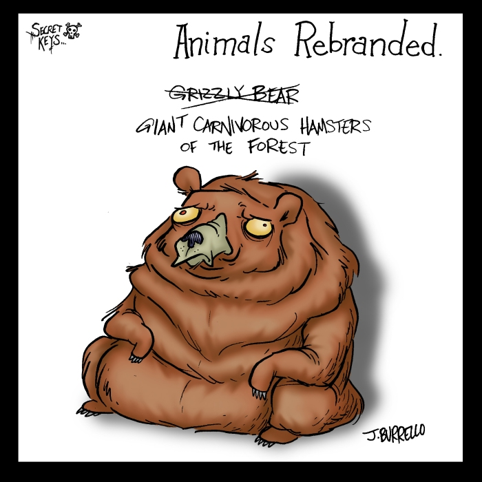 animals rebranded bear