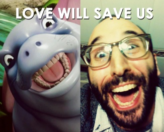 LOVE it will save us