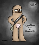 chewbacca-brazilian color