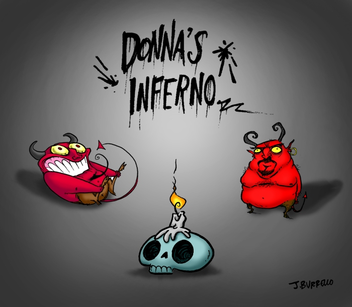 donnas inferno 3