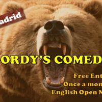 Gordy's Comedy Promo Designs
