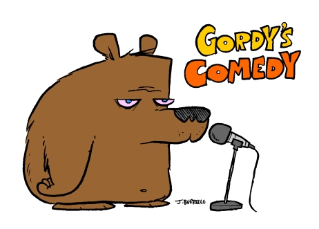 Gordy Comedy 1