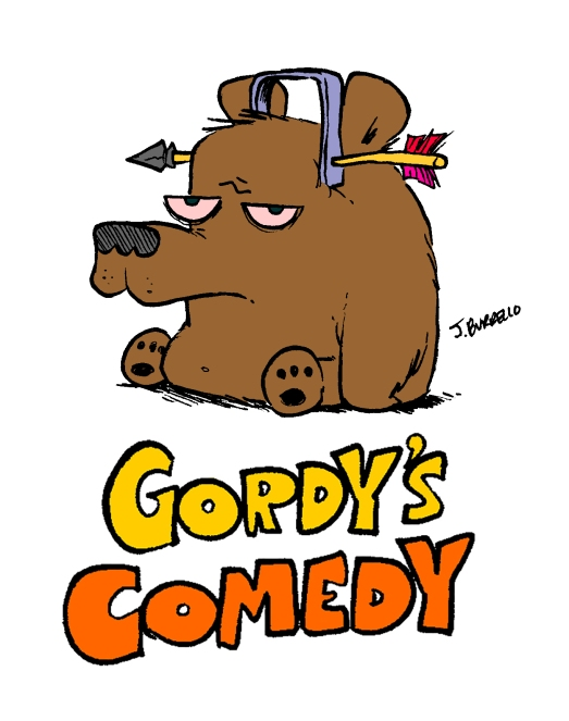 Gordy Comedy 4