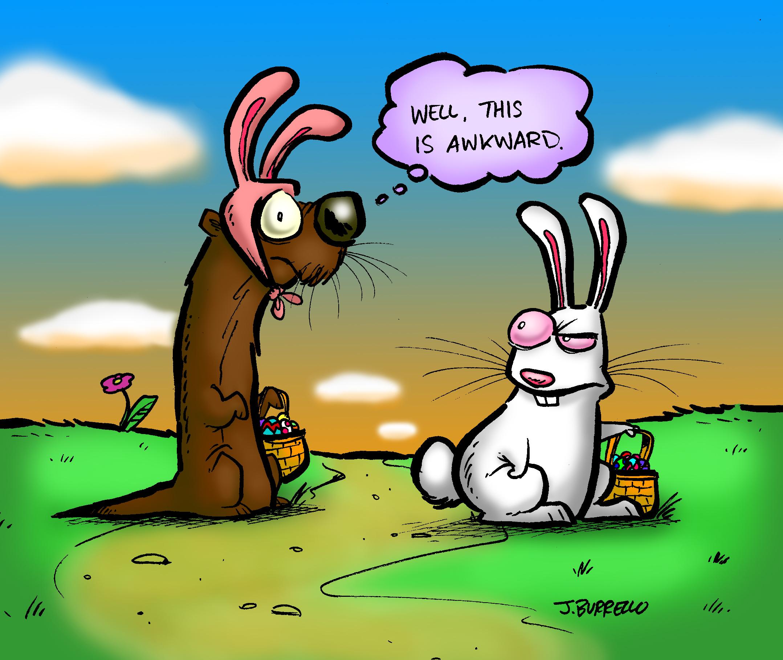 Rabbit The Big Insane Happy