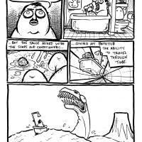 Bathtub Benny