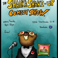 Shaika Shake-Up Comedy Show [poster]