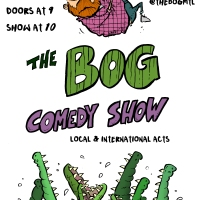 The Bog Comedy Show Poster