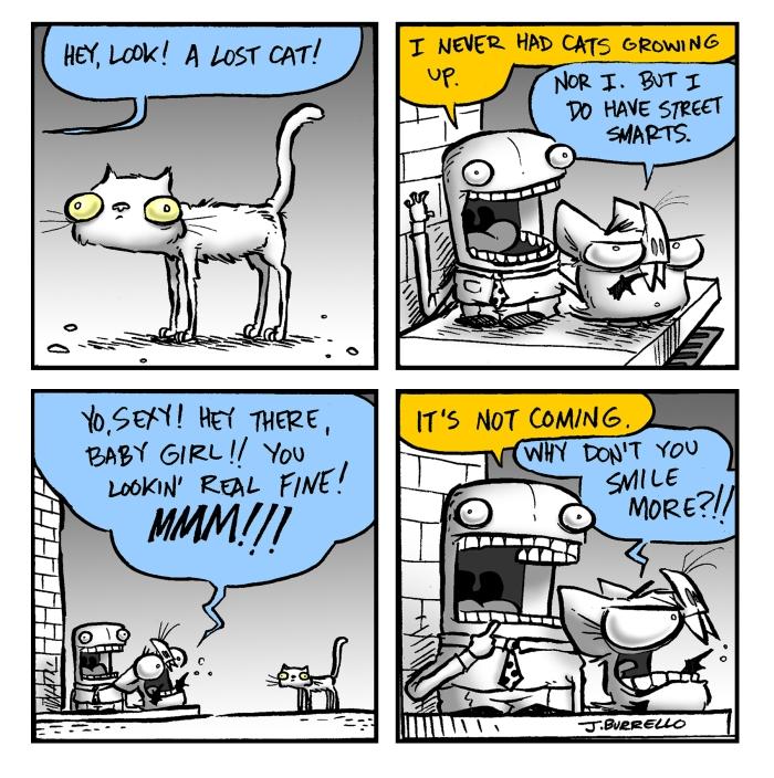 Cat Calling