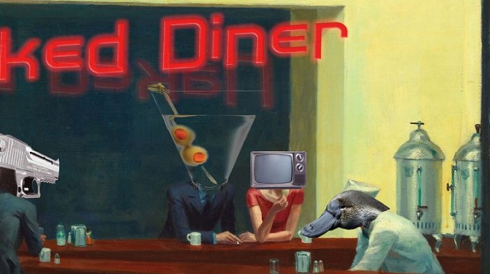 The Naked Diner Podcast