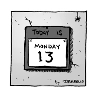 Monday the 13th
