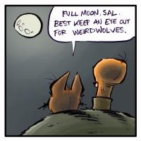 Spooky Moon Times