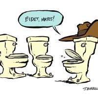Australian Toilets
