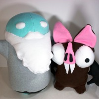 PLUSHIES from Team Manticore!